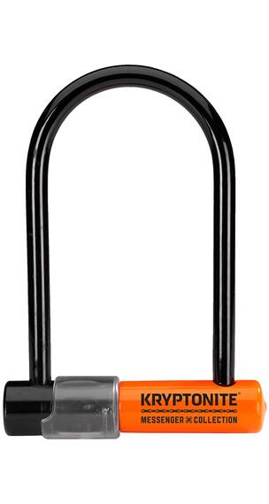 Kryptonite Messenger Mini Bike Lock black
